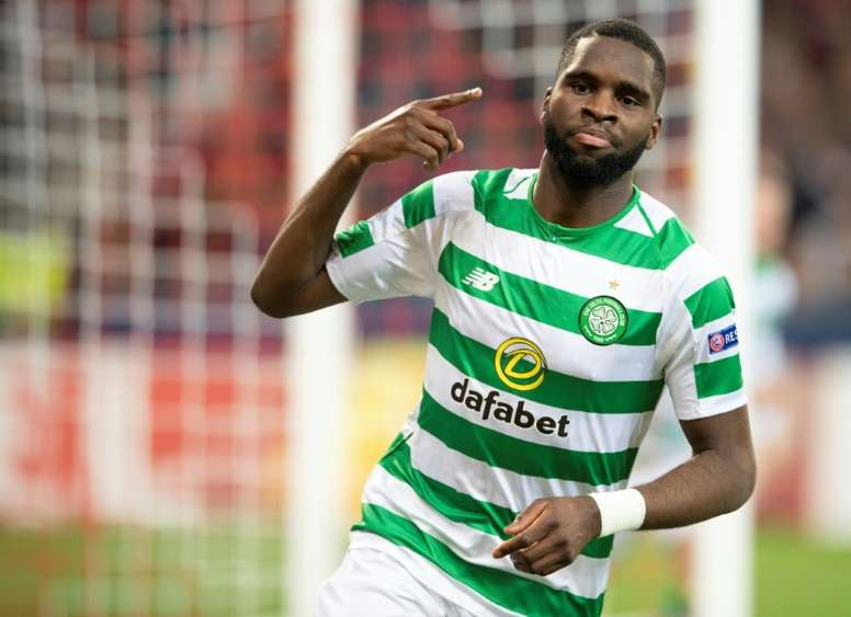 El futbolista del Celtic podría desembarcar en la Ligue 1. AFP