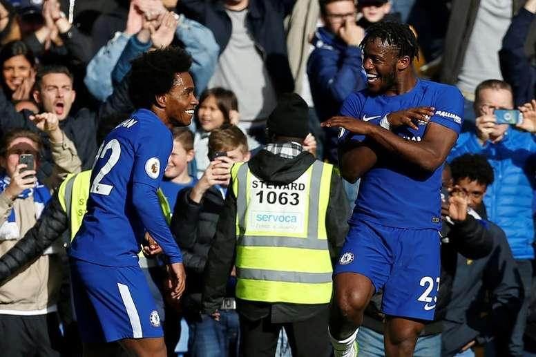 Chelsea se rend à Watford. AFP