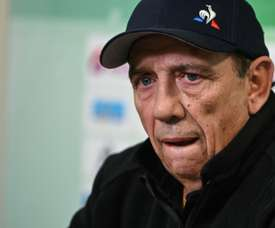 Gasset resigned after wanting more money to spend on transfers in the summer. AFP