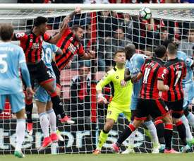 El jugador dejaría el Stoke debido a su escaso protagonismo. AFP