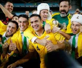 Australia lleva 14 años 'reconvertida'. AFP