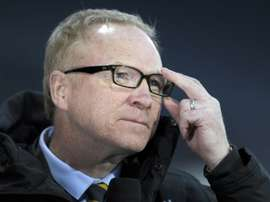 McLeish's second stint lasted just 12 games. AFP
