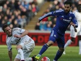 Sigurdsson abandona o Swansea. AFP