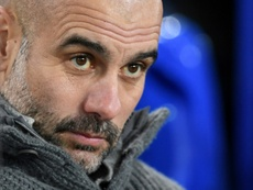 Guardiola urges Man City to focus solely on lowly Newport.