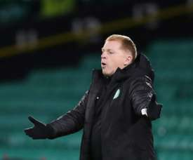 Celtic lost to Ross County. AFP
