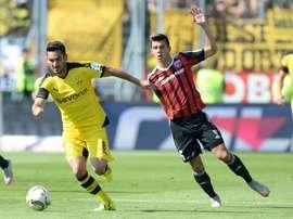Borussia Dortmund e Ingolstadt 04 se encontram pela 25ª rodada da Bundesliga. AFP