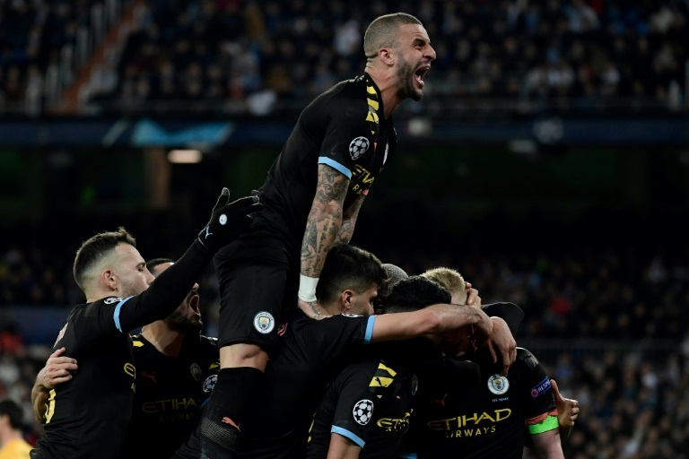 Manchester City to play Real Madrid second leg at Etihad Stadium
