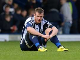 Chris Brunt will be on the sidelines for six months. BeSoccer