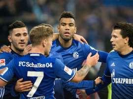 El Schalke 04 tratará de cerrar una nueva incorporación. AFP