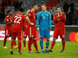Bayern plan to ditch ageing stars in wake of European exit.
