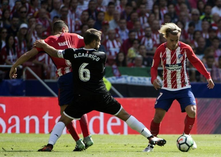 Joaquín Correa sentenció la remontada del Sevilla — Asalto al Wanda