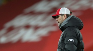 Klopp said whether any new players come in January will not be up to him. AFP