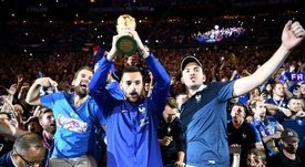 On this day in sport: France begin road to World Cup glory. AFP