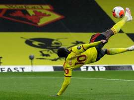 Watford beat Norwich. AFP