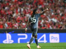 Renato Sanches wants to join PSG next season. AFP