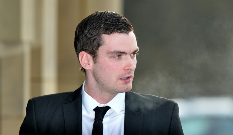 Disgraced former England player Adam Johnson released from prison
