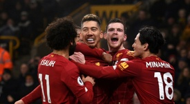 Liverpool out of sight as top-four scrap takes centre stage