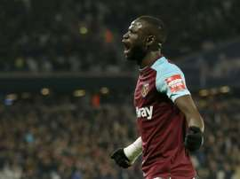 Palace are in talks over a move for Kouyate. AFP