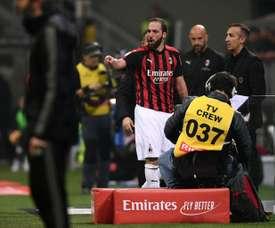 Milan doit payer 36 millions d'euros pour le joueur. AFP