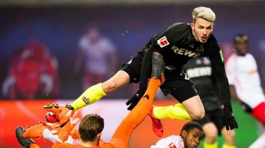 Lookman scored past 1. FC Koln last season. AFP