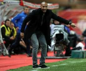Henry, Vieira set for reunion as Monaco host Nice