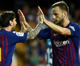 Barcelona announce Asian tour next summer. AFP