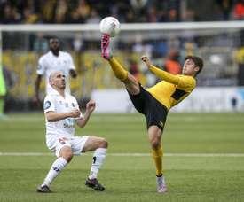 Zeneli rejoint Reims. AFP