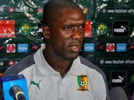 Seedorf's men were very close to pulling out of the African Cup of Nations. AFP