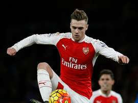 Leicester have had two bids rejected for Chambers. AFP