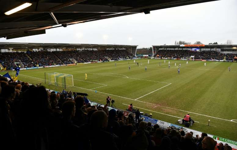 League one and League Two clubs have voted for a wage cap. AFP