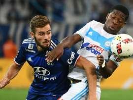 Il retrouve la Ligue 1. AFP