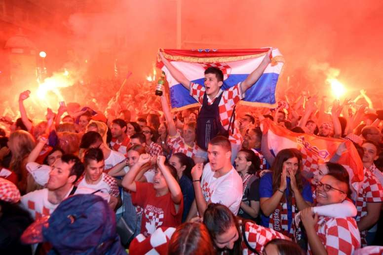 Croatia on fire after World Cup 'miracle'. AFP