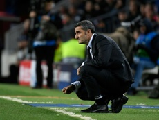 Barca need fixing fast as patience with Valverde wears thin. AFP