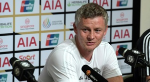 Solksjaer is thinking of adding to his squad before the summer is out. AFP