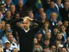 Jadon Sancho deixa City e assina pelo Dortmund. AFP