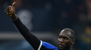 Lukaku has done well for Inter. AFP