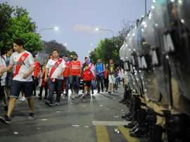 Argentina's hooligans: the endless cycle of football violence