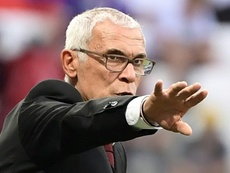 Cuper, 62, led Egypt to a first World Cup appearance in 28 years. AFP