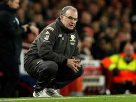 Bielsa says confidence returning at Leeds. AFP