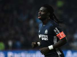 Marseille hit by Gomis knee injury. AFP