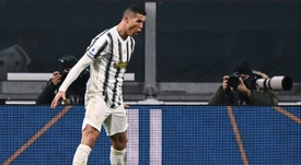 Le classement des buteurs de la saison 2020-21 de Serie A. AFP