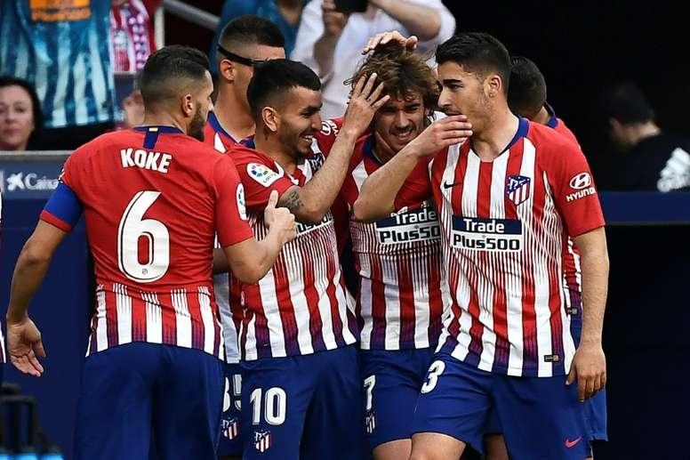 Atletico nella storia: settima volta consecutiva in Champions. Goal