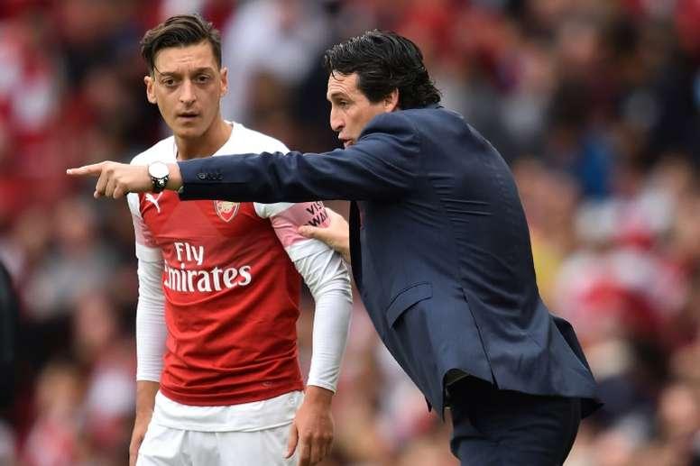 El Arsenal planea una renovación absoluta. AFP