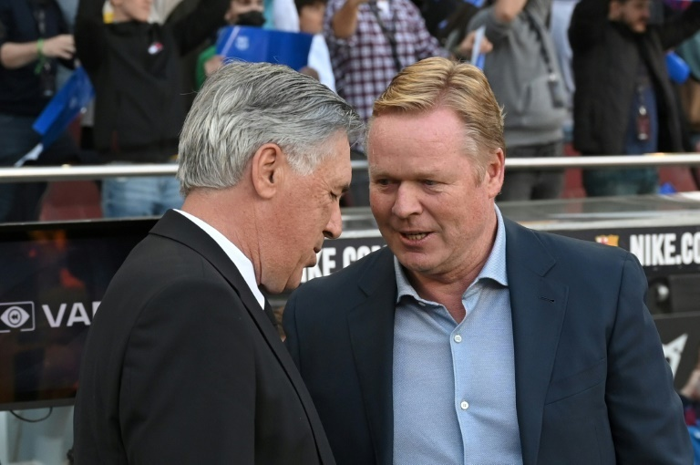 """Ancelotti's advice to Koeman: """"It is difficul, but you have to keep going"""""""