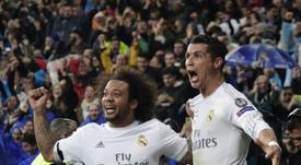 Il discorso di Ronaldo prima della finale di Champions del 2017. AFP