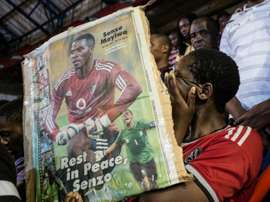 AFP. Five charged over the murder of S.African football star