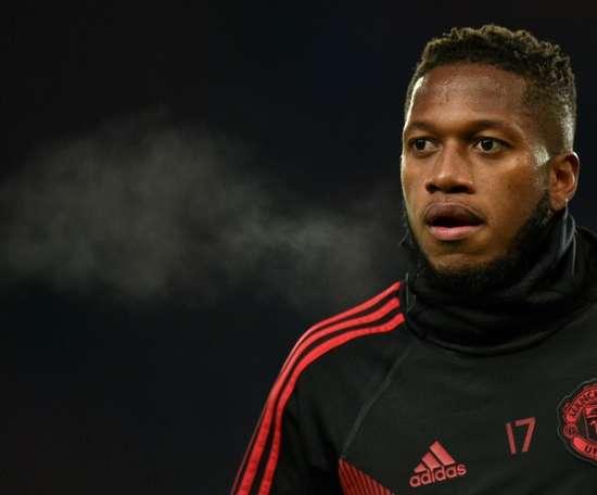 Manchester United travaille sur la prolongation de Fred. afp