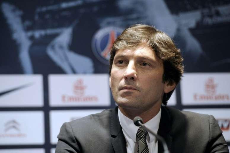 Leonardo has returned to former club PSG. AFP