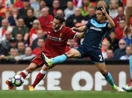 El Middlesbrough confecciona su plantilla para el Championship. AFP