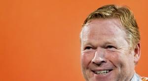 Ronald Koeman peut aller au Barça en 2020. AFP